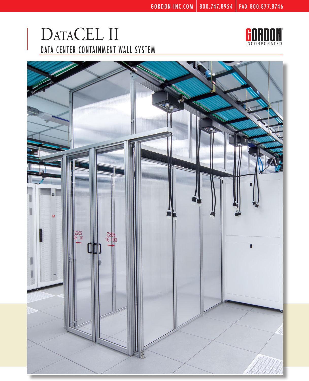 DataCel II Brochure, Gordon, Jas Filtration