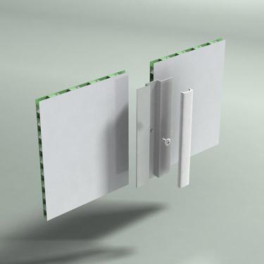 Système de salle blanche Webb Core 1/4